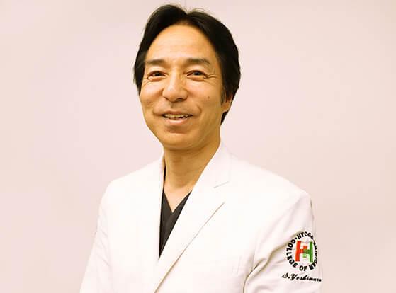 脳神経外科主任教授 吉村紳一